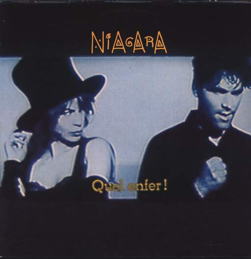 "Niagara: Quel Enfer!, 12"" Maxi Single (Vinyl)"