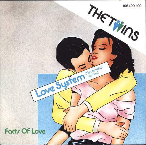 "The Twins: Love System (Re-recorded Version), 7"" Single (Vinyl)"