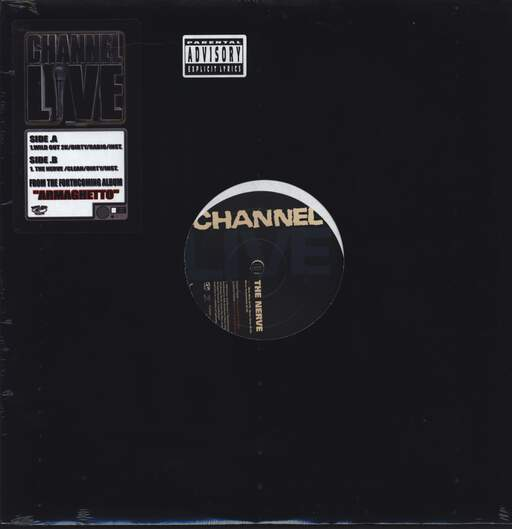 "Channel Live: Wild Out 2K / The Nerve, 12"" Maxi Single (Vinyl)"