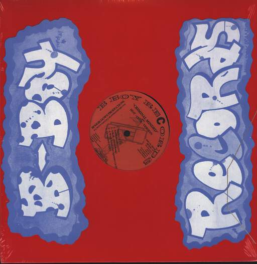 Boogie Down Productions: Criminal Minded (Hot-Club-Version), LP (Vinyl)