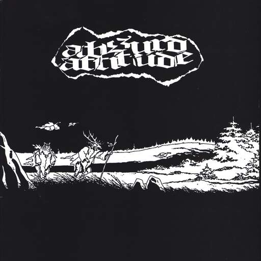 "Absurd Attitude: North, 7"" Single (Vinyl)"