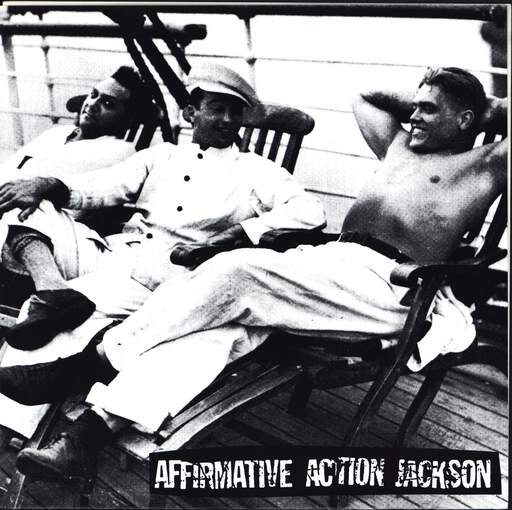 "Affirmative Action Jackson: Affirmative Action Jackson / The Sound Of Failure, 7"" Single (Vinyl)"