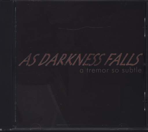 As Darkness Falls: A Tremor So Subtle, Mini CD