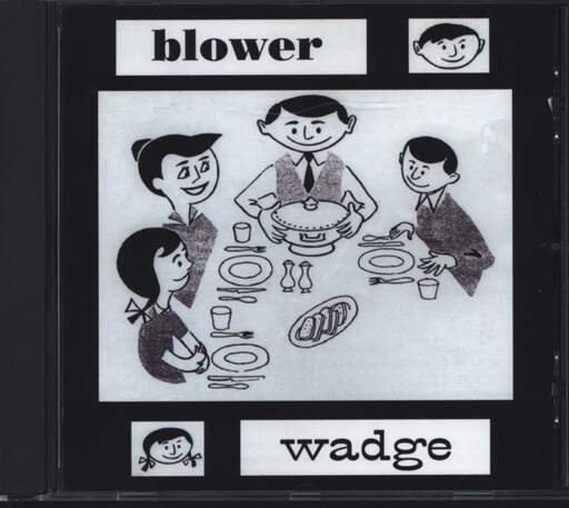 Blower: Blower / Wadge, CD