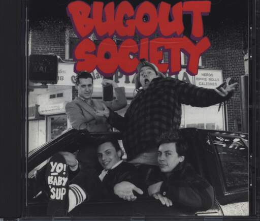 Bugout Society: Yo! Baby, 'Sup, CD