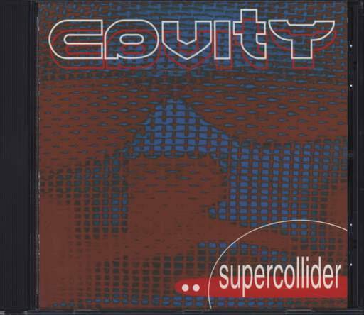 Cavity: Supercollider, CD
