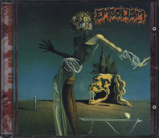 Embolism: And We All Hate Ourselves, CD