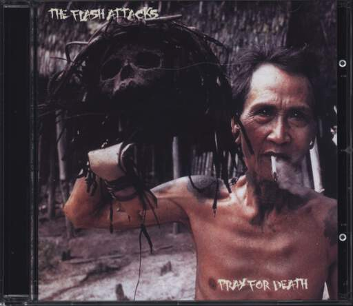 The Flash Attacks: Pray For Death, CD