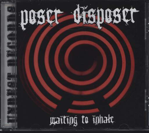 Poser Disposer: Waiting To Inhale, CD