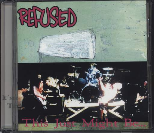 Refused: This Just Might Be... ...The Truth, CD