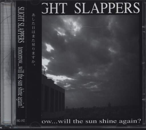 Slight Slappers: Tomorrow...Will The Sun Shine Again?, Mini CD