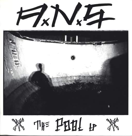 "ANS: The Pool L.P., 12"" Maxi Single (Vinyl)"