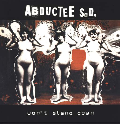 Abductee S.D.: Won't Stand Down, LP (Vinyl)