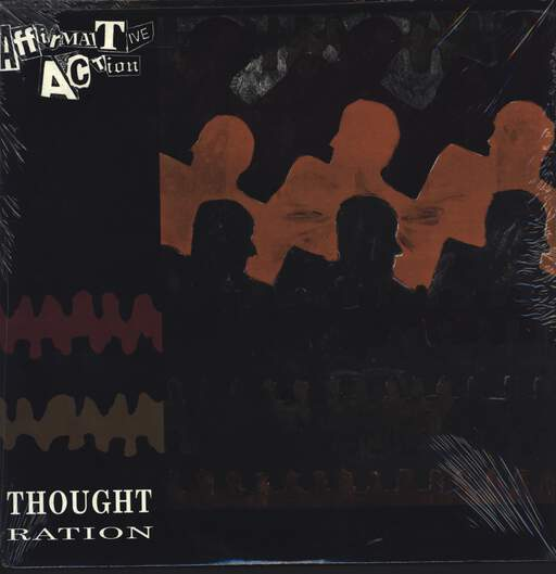 Affirmative Action: Thought Ration, LP (Vinyl)