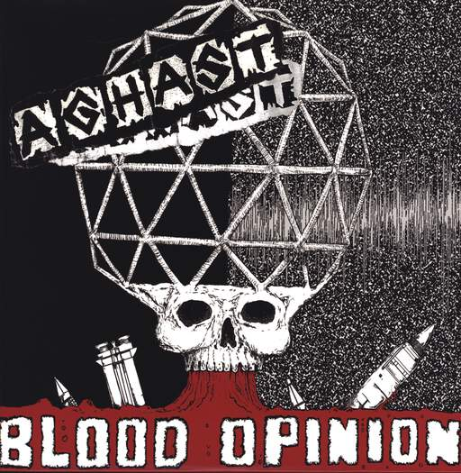 Aghast: Blood Opinion, LP (Vinyl)