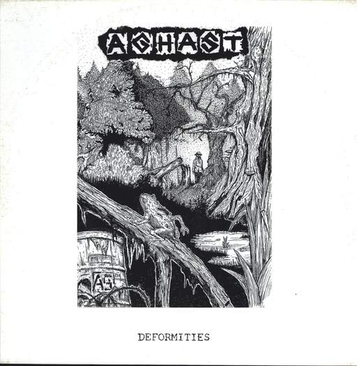 "Aghast: Deformities, 12"" Maxi Single (Vinyl)"