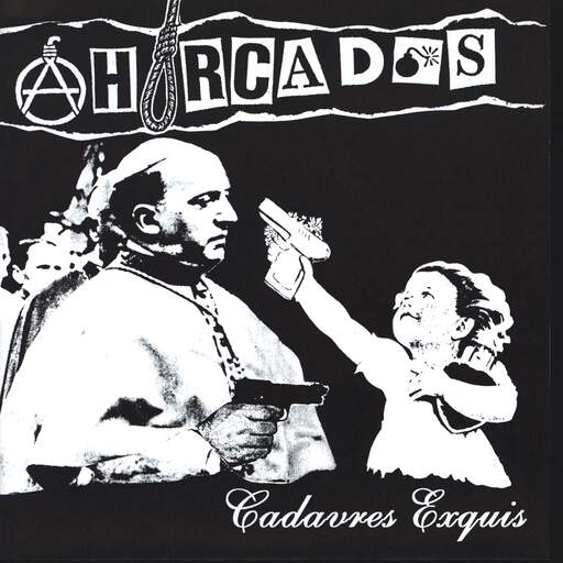 "Ahorcados: Cadavres Exquis, 7"" Single (Vinyl)"