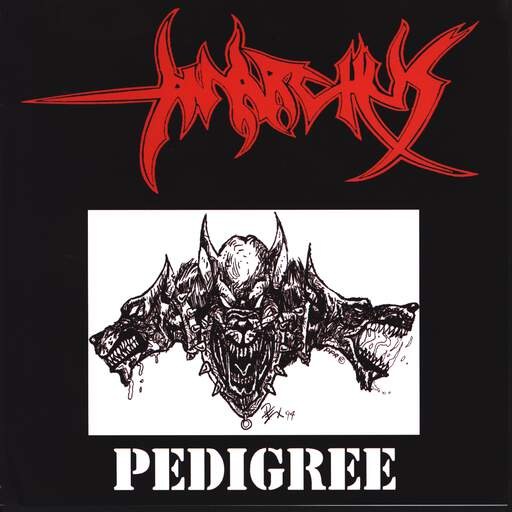 "Anarchus: Pedigree, 7"" Single (Vinyl)"