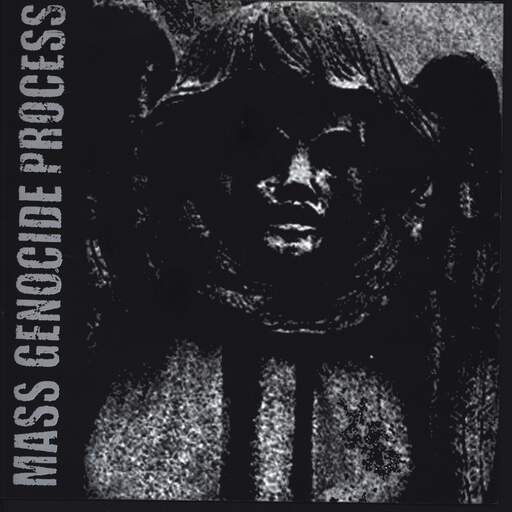 "Mass Genocide Process: Mass Genocide Process / Alamogordo, 7"" Single (Vinyl)"