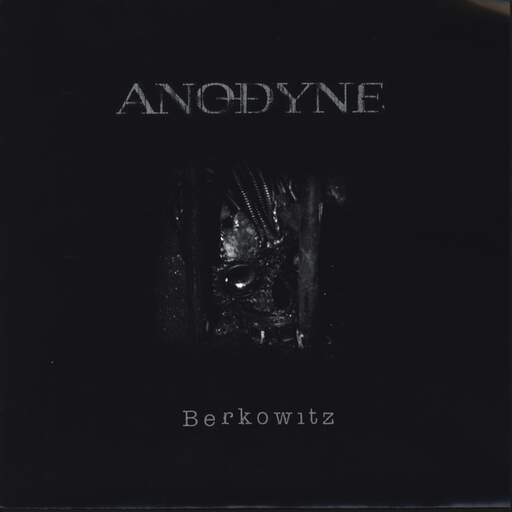 "Anodyne: Berkowitz, 7"" Single (Vinyl)"