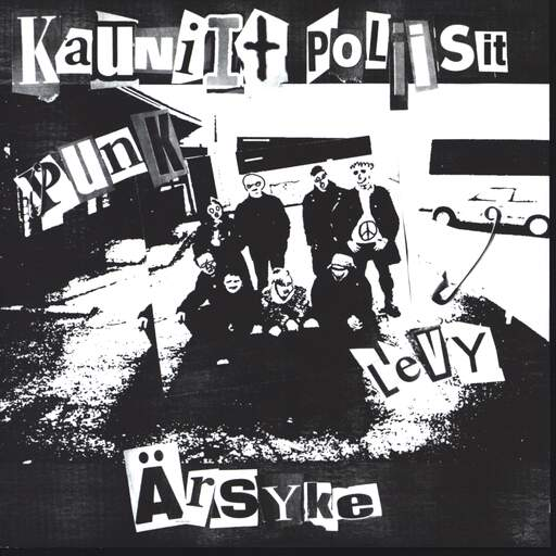 "Ärsyke: Punk Levy, 7"" Single (Vinyl)"