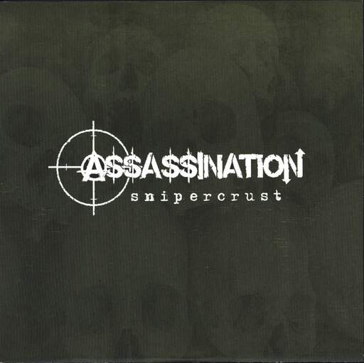 "Assassination: Snipercrust, 7"" Single (Vinyl)"
