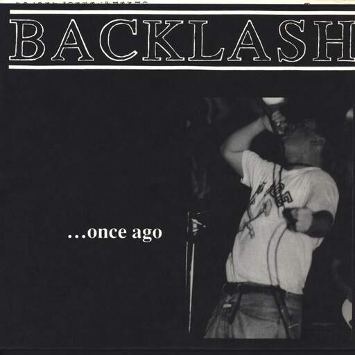 "Backlash: Once Ago, 7"" Single (Vinyl)"