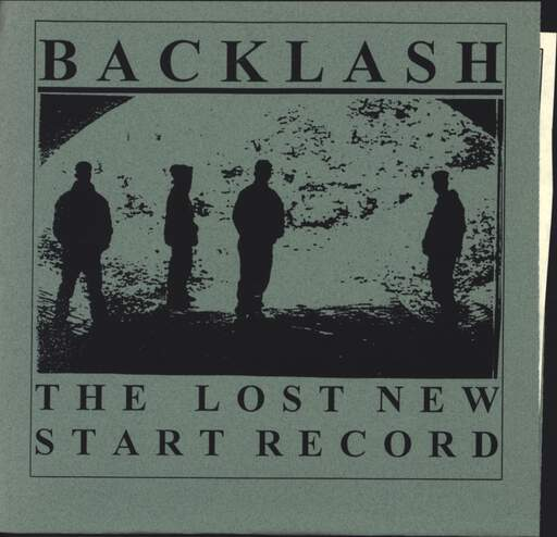"Backlash: The Lost New Start Record, 7"" Single (Vinyl)"