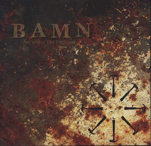 "BAMN: Anywhere But Forward, 10"" Vinyl EP"