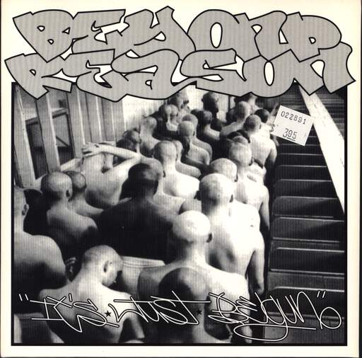 "Beyond Reason: It's Just Begun, 7"" Single (Vinyl)"