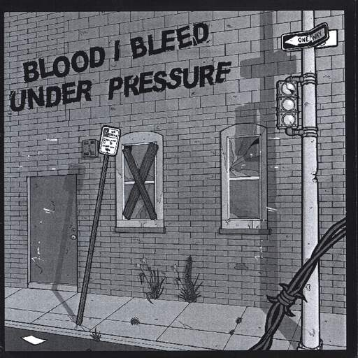 "Under Pressure: Under Pressure / Blood I Bleed, 7"" Single (Vinyl)"
