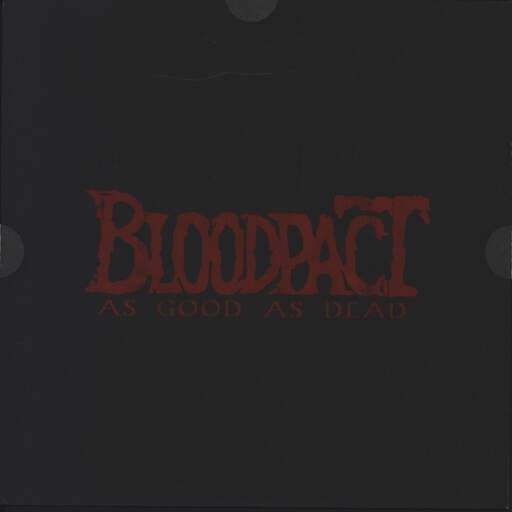 "Bloodpact: As Good As Dead, 7"" Single (Vinyl)"