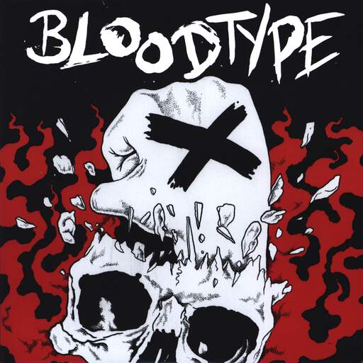 "Bloodtype: Bloodtype, 7"" Single (Vinyl)"