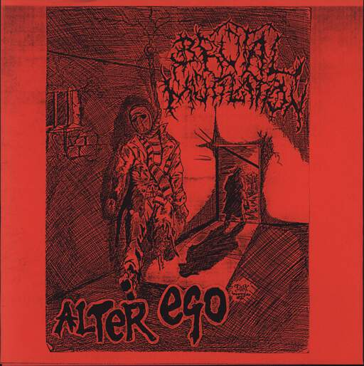 "Intestinal Disease: Propaganda Of An Insane World / Alter Ego, 7"" Single (Vinyl)"