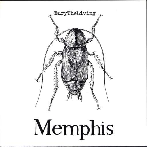 "Bury The Living: Memphis / Untitled, 7"" Single (Vinyl)"