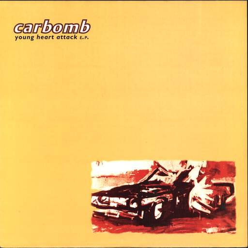 "Carbomb: Young Heart Attack E.P., 7"" Single (Vinyl)"