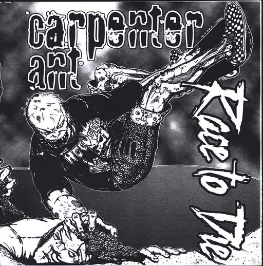 "Carpenter Ant: Carpenter Ant / Race To Die, 7"" Single (Vinyl)"