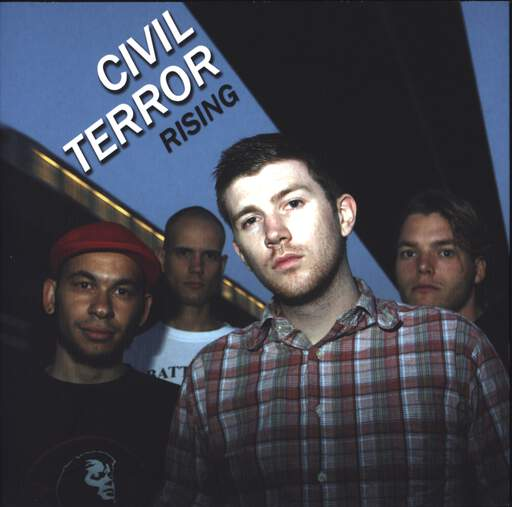 "Civil Terror: Rising, 7"" Single (Vinyl)"