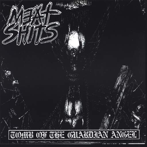 "Meat Shits: Tomb Of The Guardian Angel / Untitled, 7"" Single (Vinyl)"