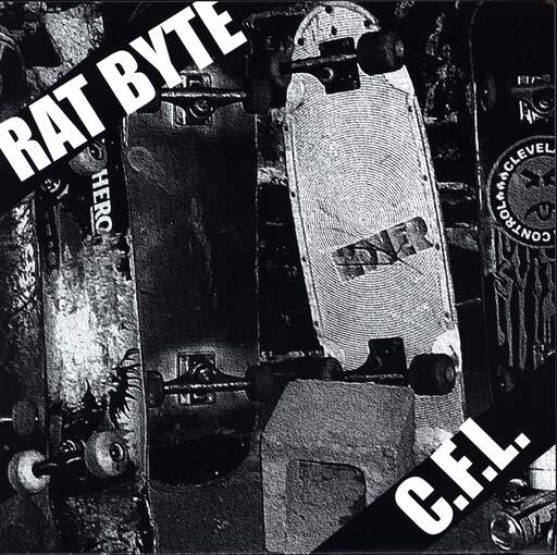 "Rat Byte: Rat Byte / C.F.L., 7"" Single (Vinyl)"