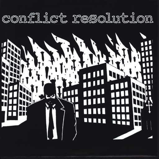 "Conflict Resolution: Conflict Resolution, 7"" Single (Vinyl)"