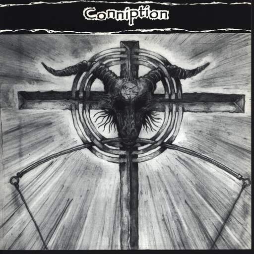 "Conniption: Conniption, 7"" Single (Vinyl)"