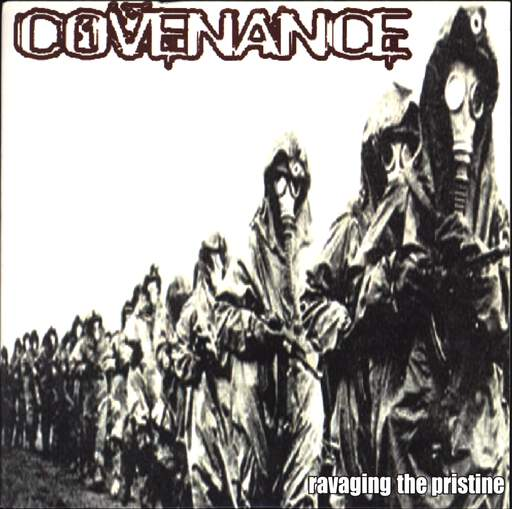 "Covenance: Ravaging The Pristine, 7"" Single (Vinyl)"