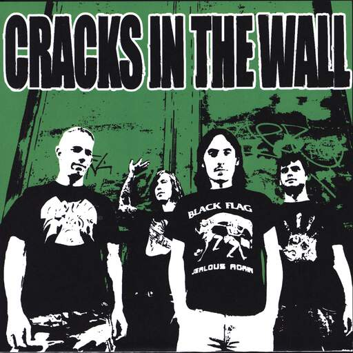 "Cracks In The Wall: Cracks In The Wall, 7"" Single (Vinyl)"