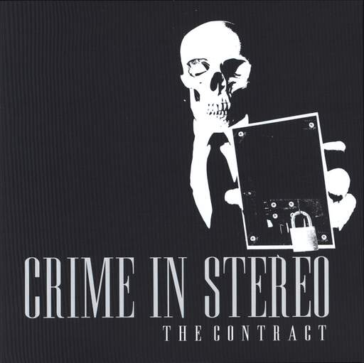 "Crime In Stereo: The Contract, 7"" Single (Vinyl)"