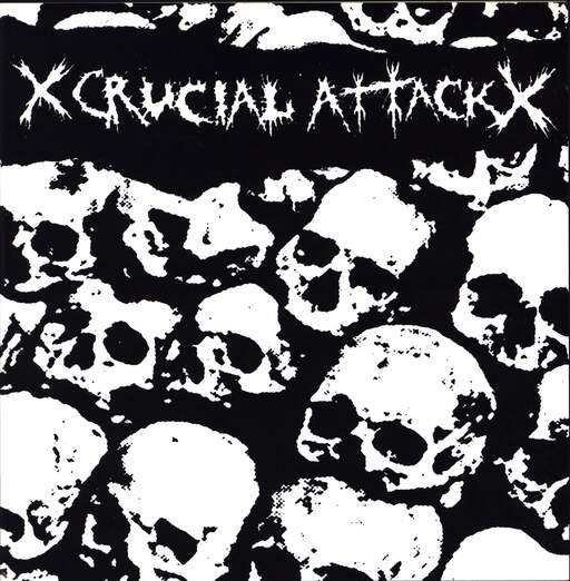 "Crucial Attack: Crucial Attack (Debut), 7"" Single (Vinyl)"