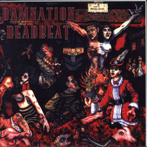 "Damnation A.D.: Damnation / Dead Beat, 7"" Single (Vinyl)"