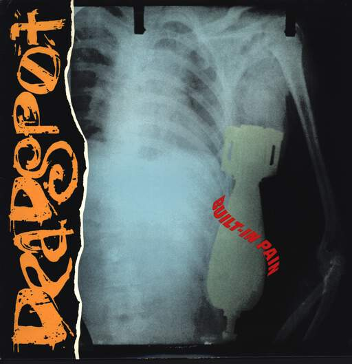 Deadspot: Built-In Pain, LP (Vinyl)
