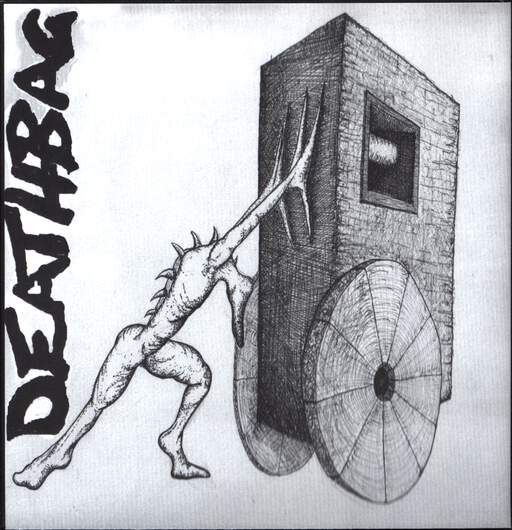"Deathbag: Deathbag, 7"" Single (Vinyl)"
