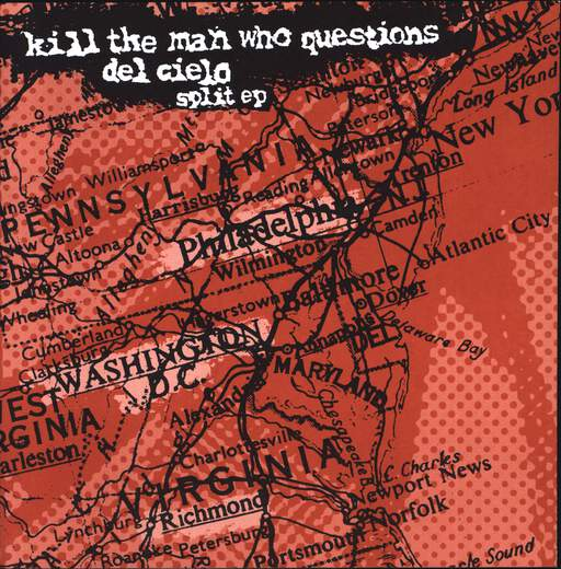 "Kill the Man Who Questions: Split ep, 7"" Single (Vinyl)"